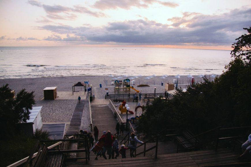 Пляж «Голубой флаг»