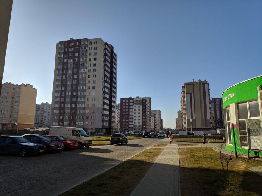 Район ул. Аксакова