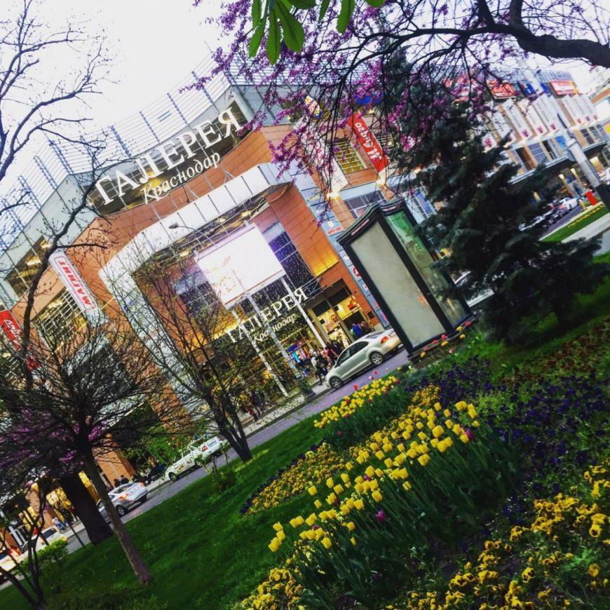 Центр Города, ТЦ Галерея