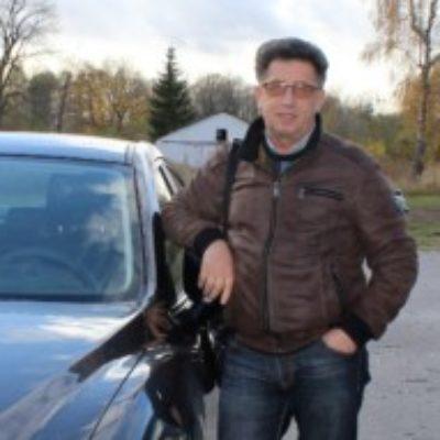 Рисунок профиля (Вячеслав Каминский)