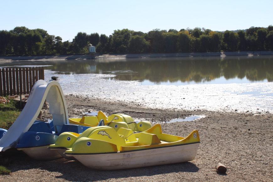 Ессентукское городское озеро