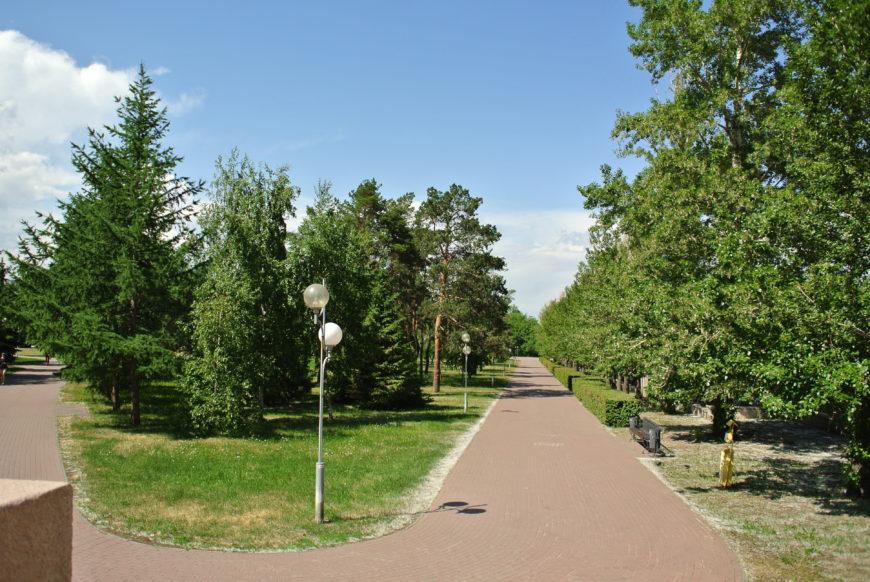 Парк «Алое поле»