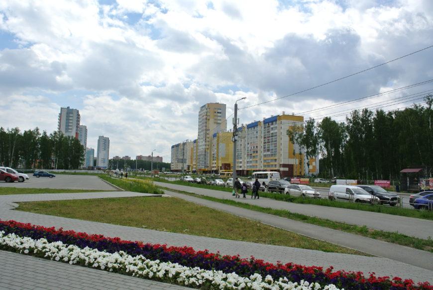 В Парковом