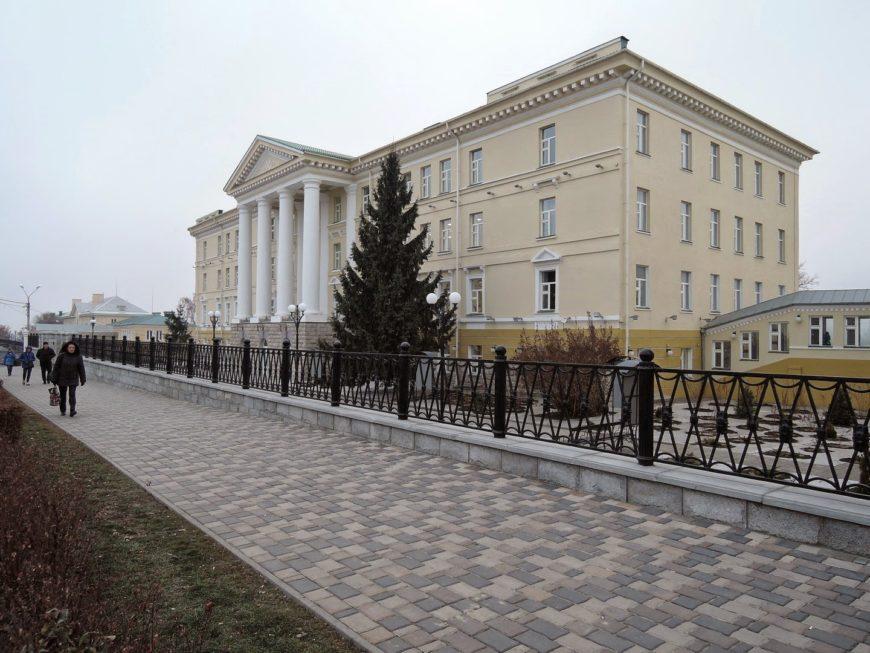 Геологоразведочный институт