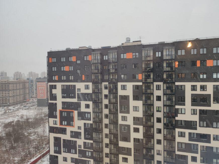 Питерская погода