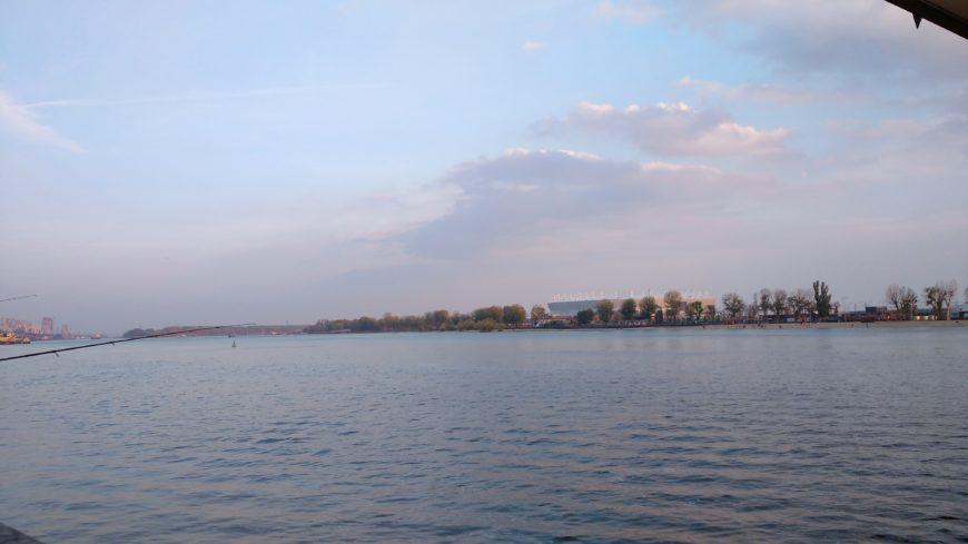 Вид на левый берег Дона