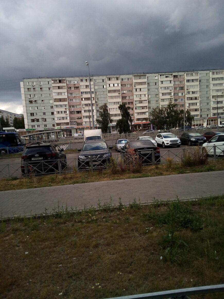 Приволжский район, улица Рихарда Зорге
