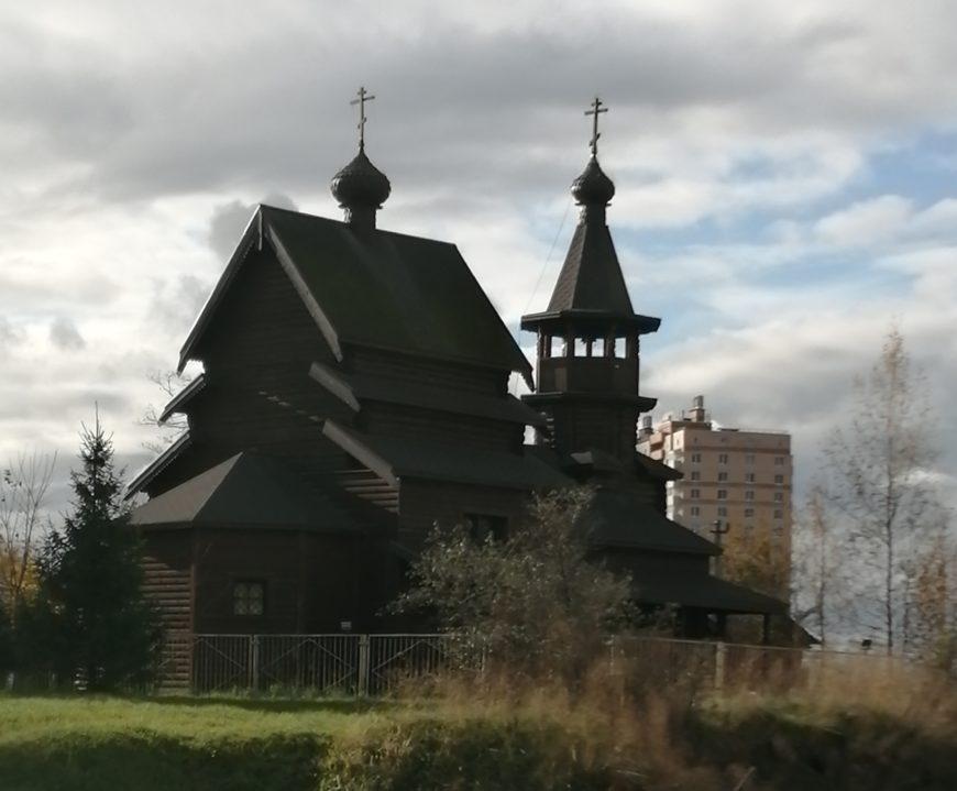 Никольское. Церковь