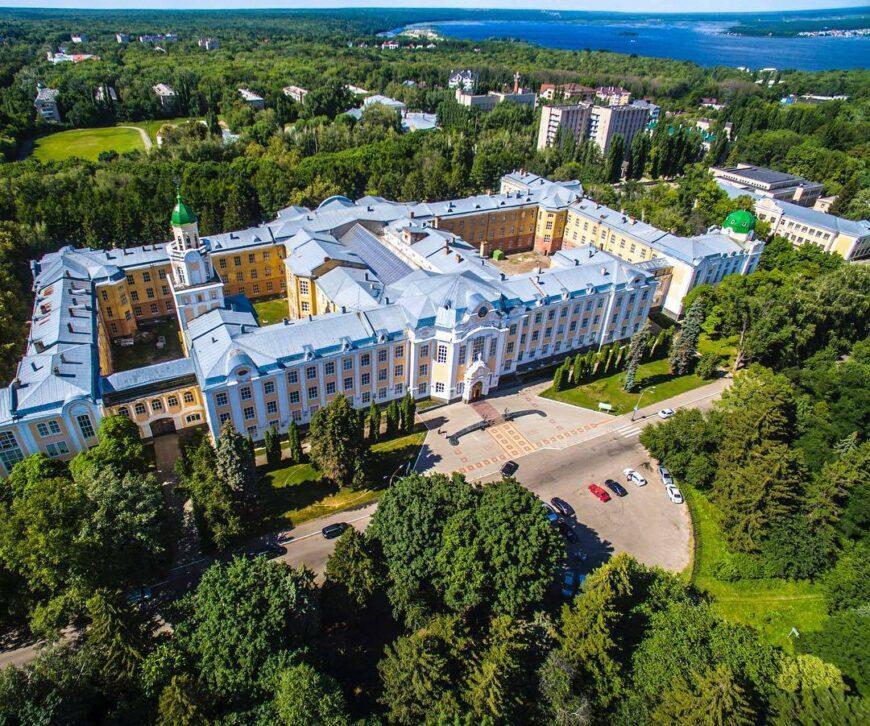 Главный корпус Воронежского государственного аграрного университета