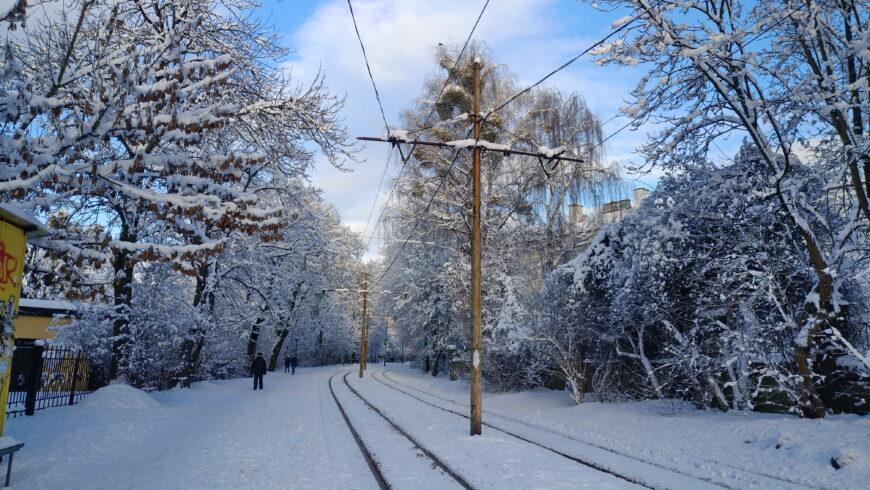 Зимой красиво