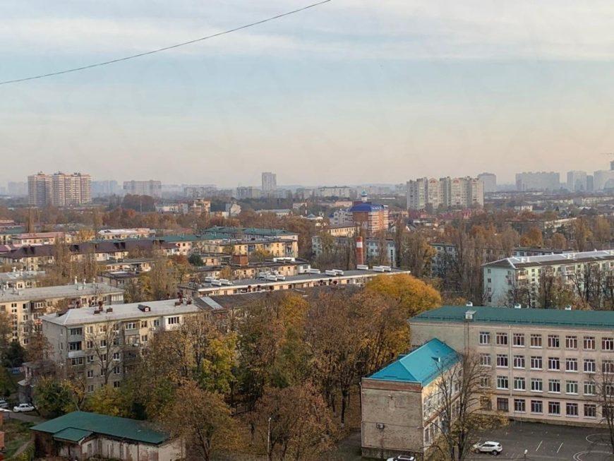 Район улицы Ставропольской. Старый, неплотно застроенный район