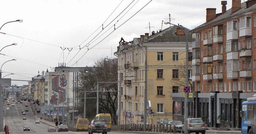 Советский район Брянска
