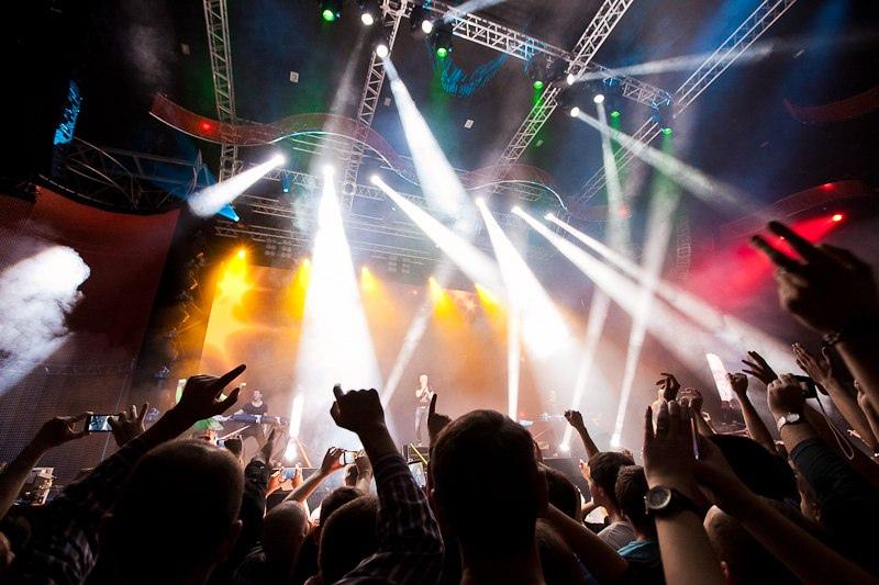 Концерт Scooter в Воронеже, концертный зал Event Hall