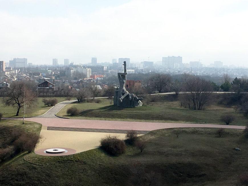 Мемориальный комплекс Змеевская балка
