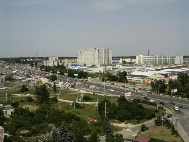 Ставрополь. Юго-Западный