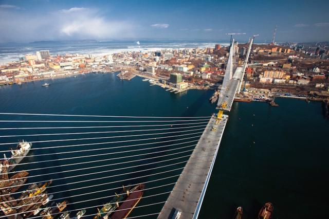 Мост через Золотой Рог – вид на центр города