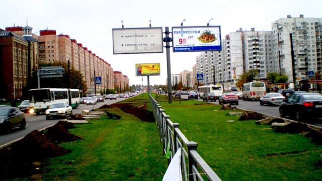 Санкт-Петербург. Приморский район