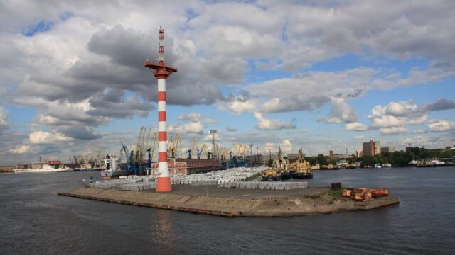 Санкт-Петербург. Кировский район