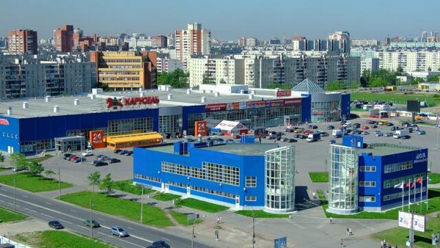 Санкт-Петербург. Фрунзенский район