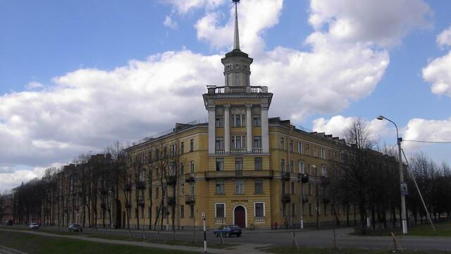 Санкт-Петербург. Колпинский район