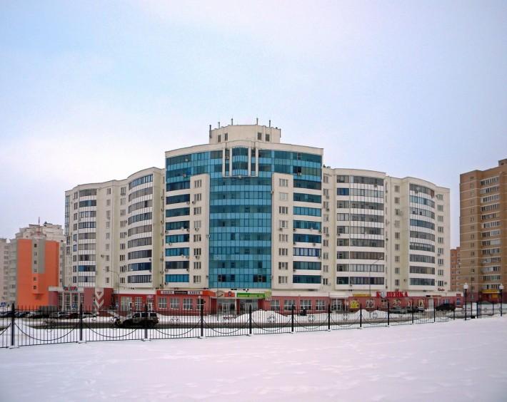 Микрорайон Дубрава