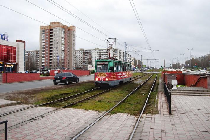 Оскольский трамвай