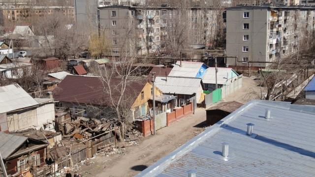 Пролетарка. Заводской район Саратова