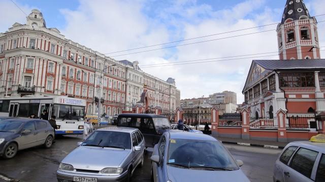 Транспорт в Саратове