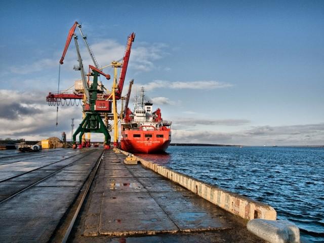 Архангельский порт Экономия