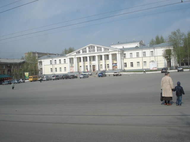 Екатеринбург. ДК Эльмаш