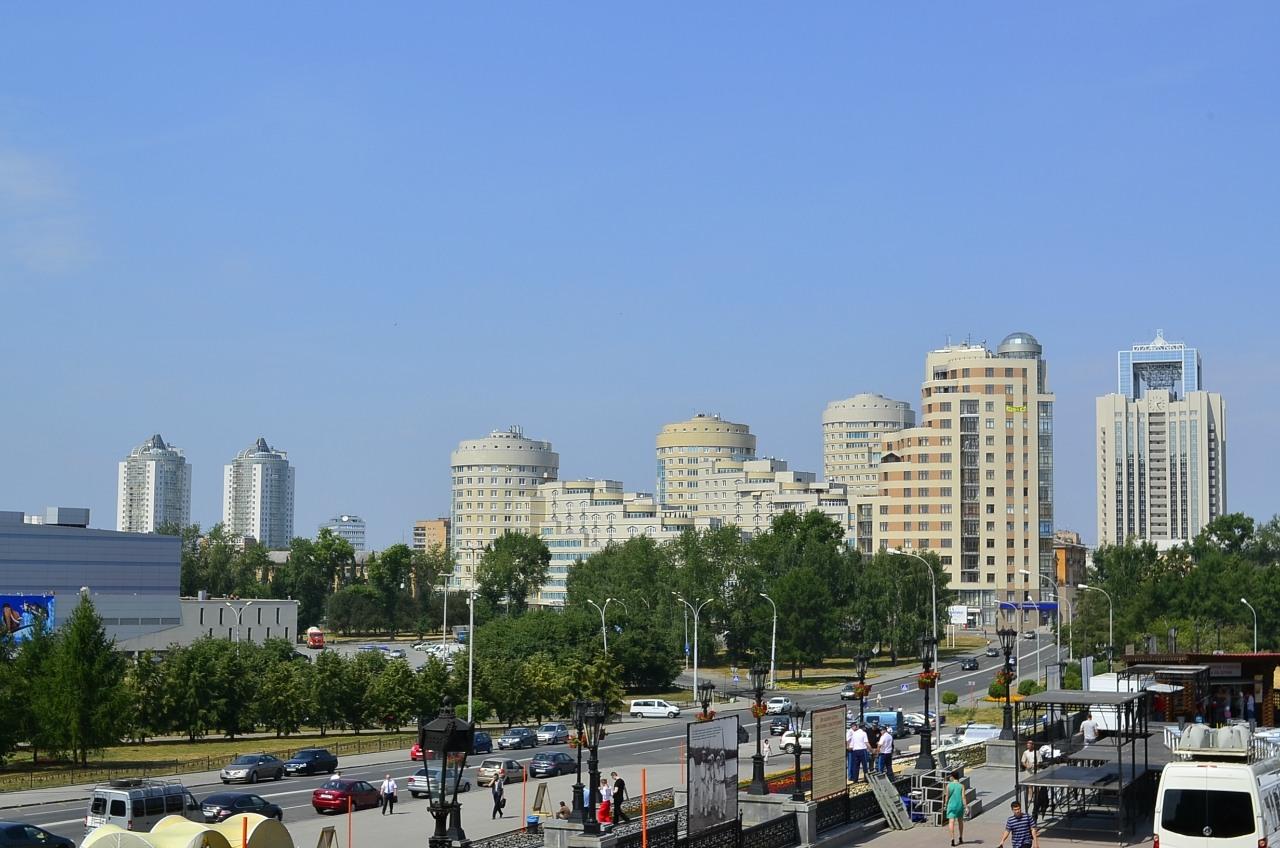 Екатеринбург: прокат автомобилей