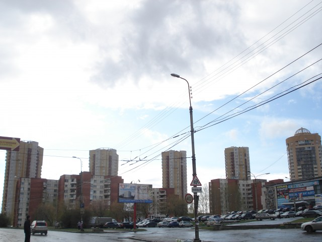 Екатеринбург. Химмаш