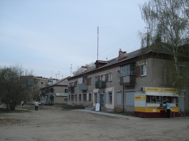 Екатеринбург. Птицефабрика