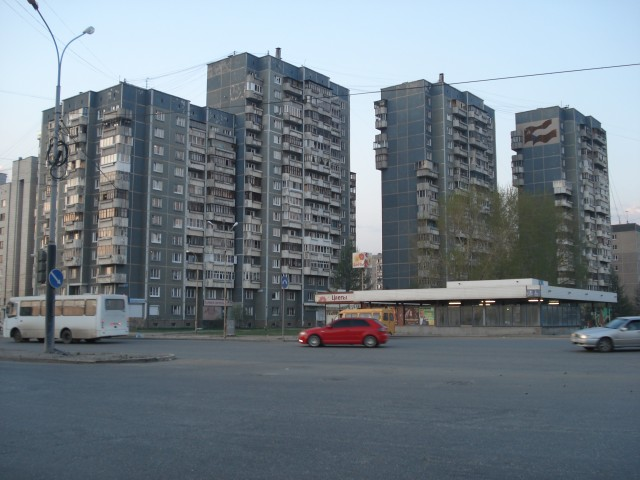 Екатеринбург. Заречный