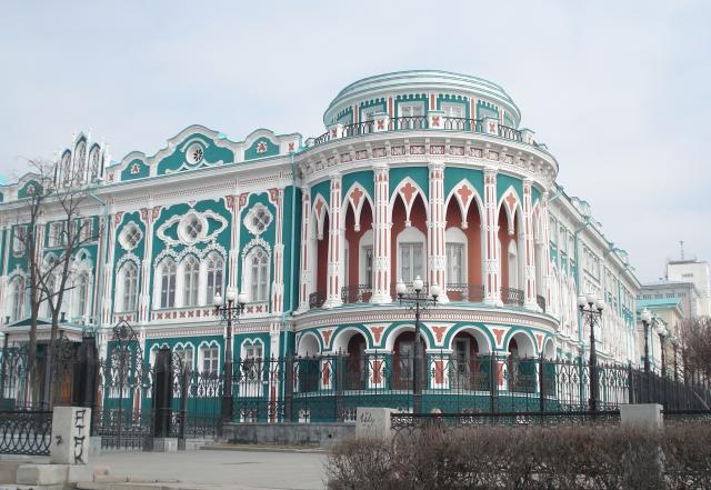 Усадьба Севостьянова