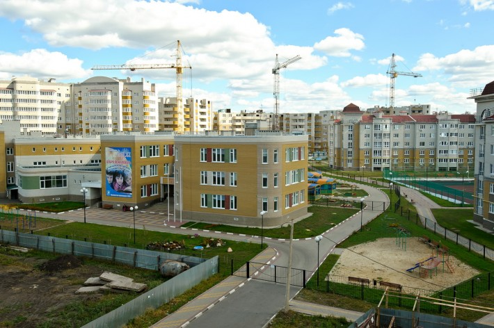 Белгород. Крейда
