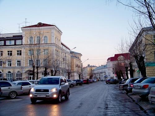Улица Троицкая превратилась в улицу Ленина