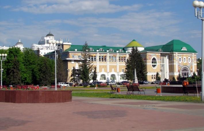 Белгород. Дворец