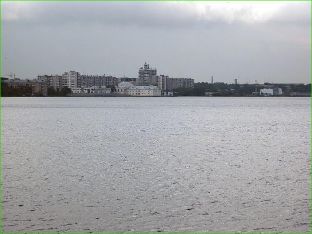 Челябинск. Смолино