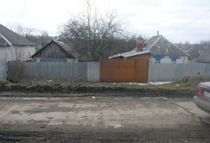 Белгород. Частный сектор