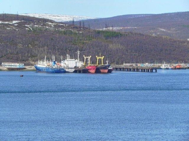 База Арктикморнефтегазразведки