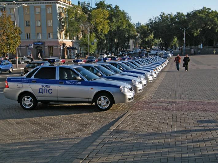 Белгород. ДПС