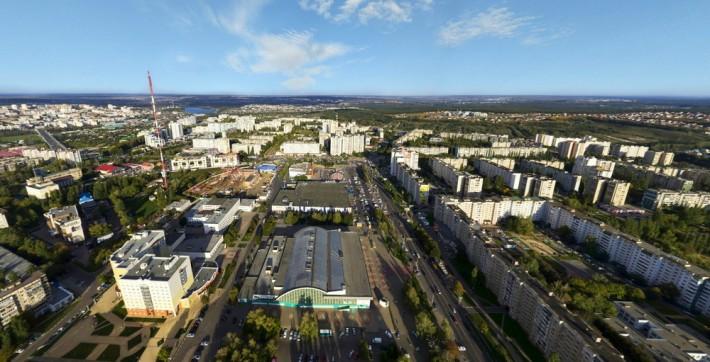 Белгород. Харьковская гора