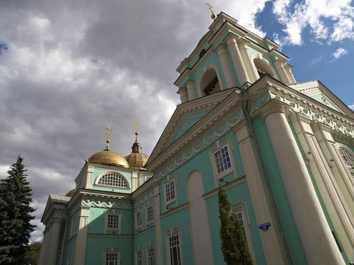 Белгород. Преображенский собор