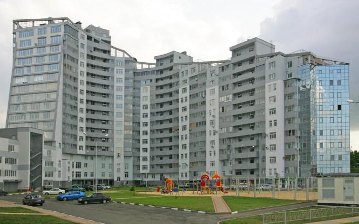 Белгород. Серебрянная подкова