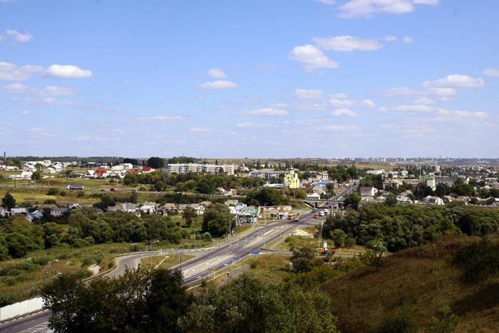 Белгород. Стрелецкое