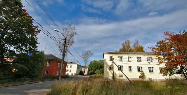 Выборгский поселок