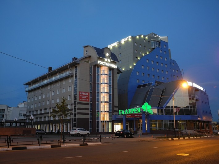 Бизнес-центр Галерея