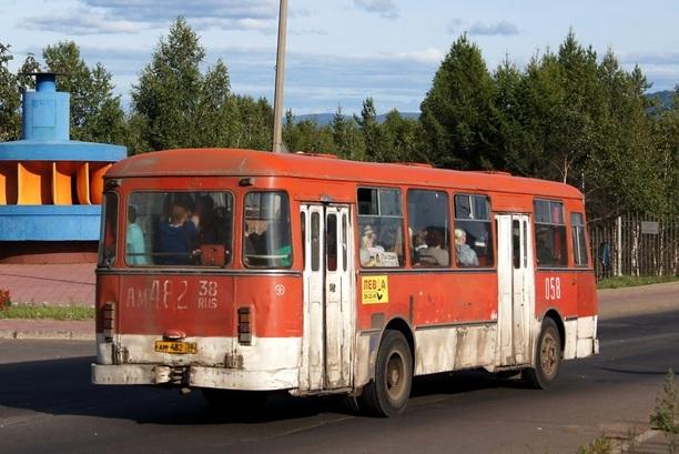 Братский автобус