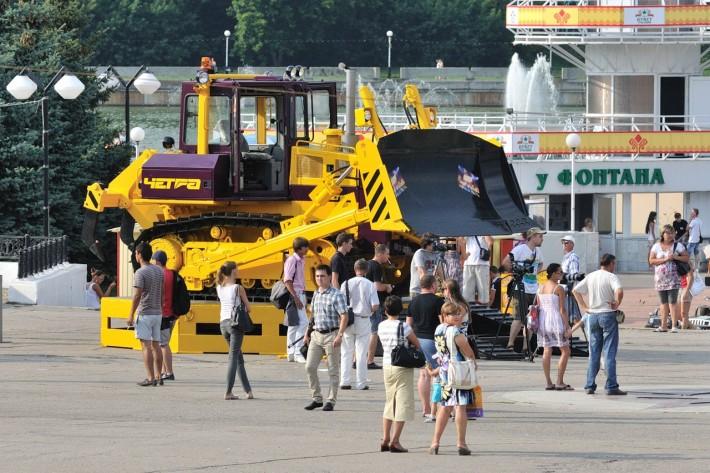 Тракторное шоу